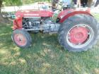 MASSEY-FERGUSON 35 ( DATA PLATE SHOWN IN PICTURE! )  STARTS & RUNS GREAT!