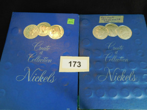 Nickle Collection approx. 68 coins