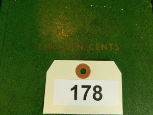 Lincoln Cents penny Collection starting at 1909 approx 107 coins