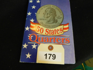 50 states Quarter collection approx 43 coins
