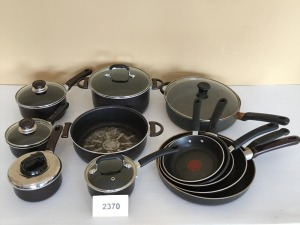 Pots And Pans (6), Skillets (6)