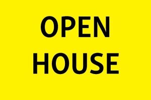 OPEN HOUSE / PREVIEW