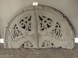 "Large Composite Wall Arch, 36"" X 60"""