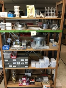 Lock Sets, Hinges, Ceiling Light, Light Fixtures, and More