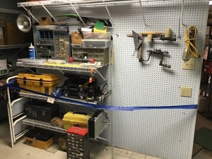 Misc Hand Tools, Tool Boxes, Screws, Levels, Drivers With Batteries, and More