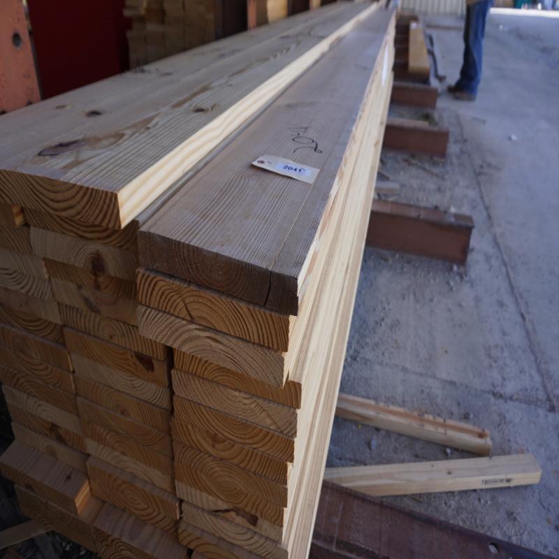 2x10x16 #1 Yellow Pine - Current price: $390